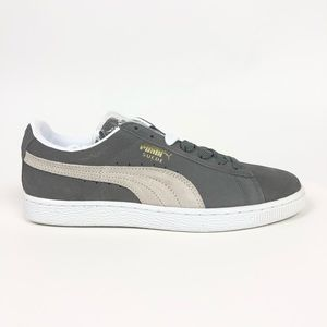 Puma Suede Classic + Steeple Gray Shoes 352634-66